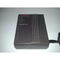 Router Hub Switch Modem Comtpac Excel Estado Pequeno 5 Puert