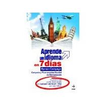 Libro Aprenda Un Idioma En 7 Dias *cj