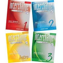 Libros Interchange 4 Niveles 4ta Edición