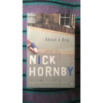 { Libro: About A Boy (inglés) - Autor: Nick Hornby }