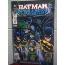 Dc Comics Batman Hermandad Del Murcielago Elseworld Flipbook