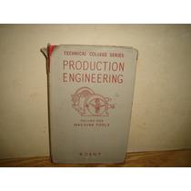 Inglés - Ingeniería De Producción -1 Herramientas De Máquina