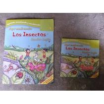 Ingles Para Ninos Los Insectos Libro Y Cd