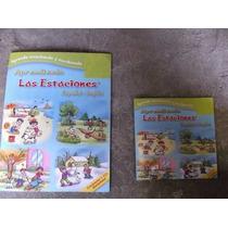 Ingles Para Ninos Las Estaciones Libro Y Cd