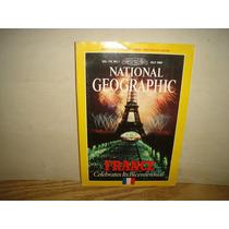 Inglés - National Geographic, Especial Francia, Incluye Mapa