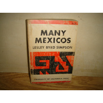 Inglés - Many Mexicos - Lesley Bird Simpson