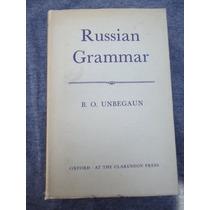 Gramatica Rusa Libro En Ingles Unbegaun