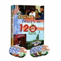 Inglés En 120 Horas 1 Vol 3 Cd Rom 3 Dvd Euromexico