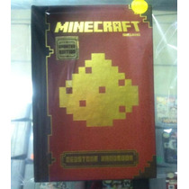 Libro De Minecraft Red Stone Handbook