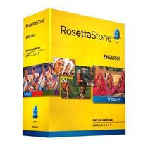 Aprender Inglés: Rosetta Stone Inglés (americano) - Nivel 1-