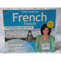 Instant Immersion Aprenda Entender Hablar Y Escribir Frances