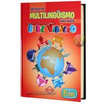 Tu Bebé Aprende 6 Idiomas Poliglota Multilingue Libro 6 Dvds