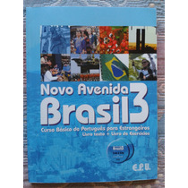 Libro Novo Avenida Brasil 3 + Cds (envío Gratis)