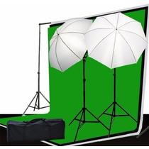 Kit De Iluminacion Equipo Estudio Fotografico Profesional
