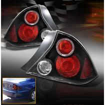 Honda Civic Coupe 2001 - 2003 Juego De Calaveras Nuevo!!!