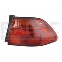 Calavera Exterior Honda Accord 98-00 4 Puertas Rojo Der