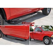 Estribos Ram Dodge Color Negro Importados Envio Gratis