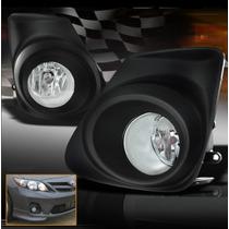 Toyota Corolla 2011 - 2013 Par De Faros Antiniebla Nuevos!!!