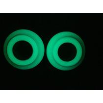Aros Fluorecentes Tipo Angel Eye Bmw Para Faros D Carro Auto