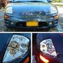 Faros Mitsubishi Eclipse 00-01-02-03-04-05,ojo De Angel,lupa