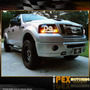 Ford Pick Up 2004 Al 2008 Faros Proyectores Aro Angel Lujo