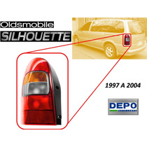 97-04 Oldsmobile Silhouette Calavera Trasera Izquierdo Depo