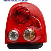 Calavera Chevy C2 04-08 3p Con Arnes Der