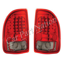 Calaveras Rojas Led Dodge Dakota 97 98 99 00 01 02 03 04 4x4