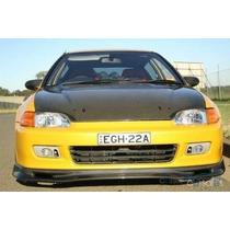 Projector Fog Lights Para 92 - 95 Honda Civic Faros Jdm