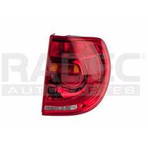 Calavera Volkswagen Crossfox 2010-2011-2012 Cromado Der