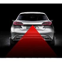 2 Laser Anticolisión, Luz Niebla Trasera Para Auto O Moto