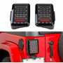 Calaveras Led Para Jeep Wrangler Jk 2007 - Actual