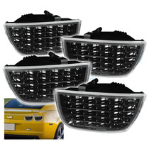 Calaveras Led Secuenciales Para Chevrolet Camaro 2010 - 2013