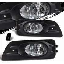 Honda Accord Sedan 2006 - 2007 Faros Antiniebla Envio Gratis