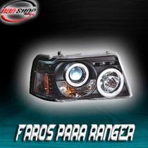 Faros Para Ranger Con Ojo De Ángel Mod. 2001 - 2005