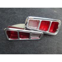 Calaveras Para Dodge Coronet 1968 Completas Excelente Juego