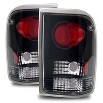 Calaveras Estilo Altezza + 2 Tiras Led Ford Ranger 93 - 97