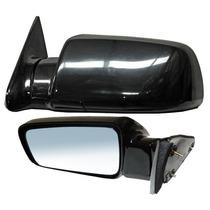 Espejo Chevrolet Suburban / Silverado 92-98 S/cont Negro Izq