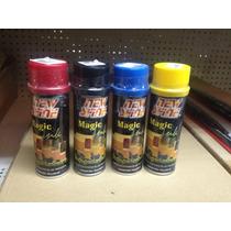 Tinta Para Faros Y Calaveras Amarillo Azul Rojo Y Humo Euro