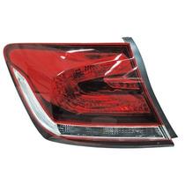 Calavera Honda Civic 2013-2014-2015 4 Puertas Exterior
