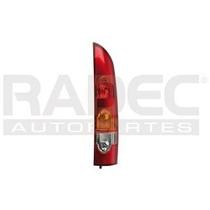 Calavera Renault Kangoo Izquierda 2009-2010 Rojo/ambar/bco