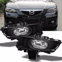 Mazda 3 Sedan 2007 - 2009 Juego De Faros Antiniebla Nuevos!!