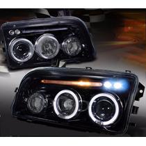 Dodge Charger 2006 - 2010 Faros Delanteros Led Envio Gratis