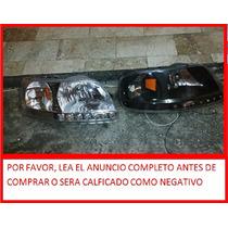 Faro Deportivo Leds F150 Ford Lobo 98-03