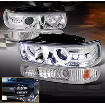 Chevrolet Tahoe 2000 - 2006 Juego De Faros Envio Gratis