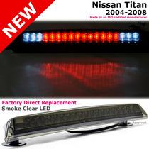 Luz Stop Ahumada Tecnología Led Nissan Titan 2004 - 2012
