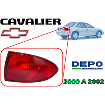00-02 Chevrolet Cavalier Calavera Trasera Lado Derecho Depo