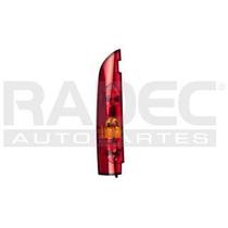 Calavera Renault Kangoo Izquierda 2010-2011 Rojo/ambar