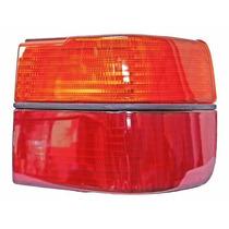 Calavera Volkswagen Jetta 1993-1994-1995-1998 Rojo/ambar Ext