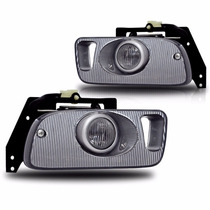 Civic 1992 1995 Coupe Hatchback Set Faros Niebla Antiniebla